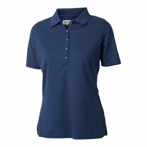 Dame Performance Golf Polo, Navy