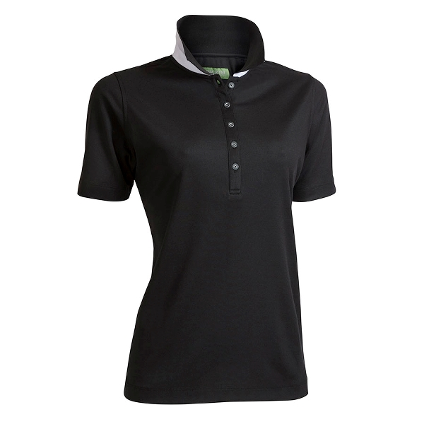 Performance Golf Polo, Sort